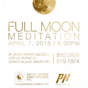 Full Moon April